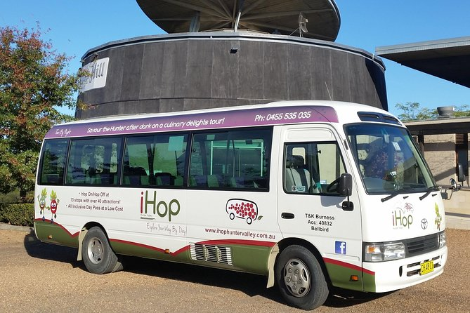 Central Pokolbin Hunter Valley Hop-On and Hop-Off Bus - Find Attractions