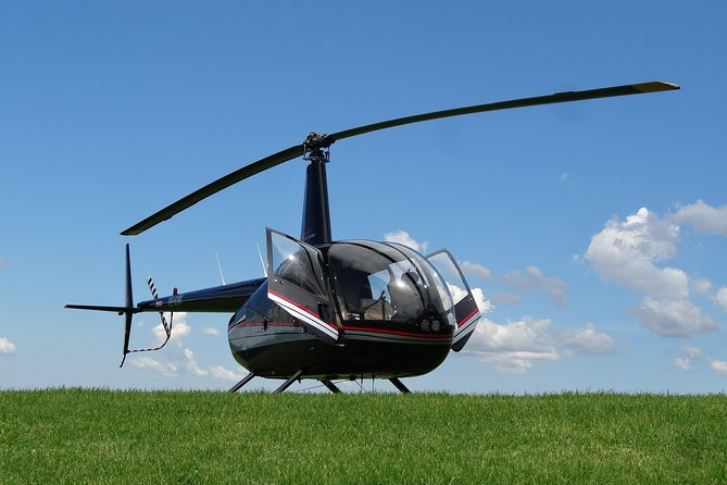Hunter Valley Wine Country Helicopter Flight from Cessnock - Find Attractions