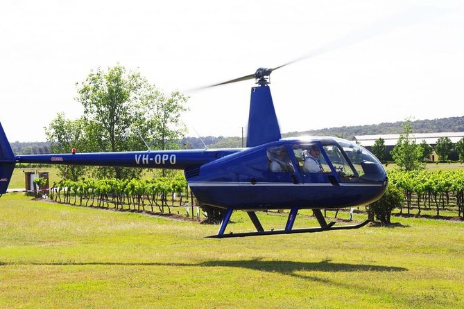 Hunter Valley Helicopter Tour with a Bubbly Breakfast - Find Attractions