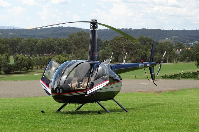 3-Hour Hunter Valley Scenic Helicopter Tour Including 3-Course Lunch from Cessnock - Find Attractions