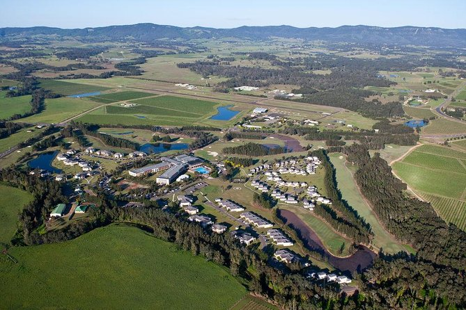 Hunter Valley Broken Back Range Helicopter Flight from Cessnock - Find Attractions