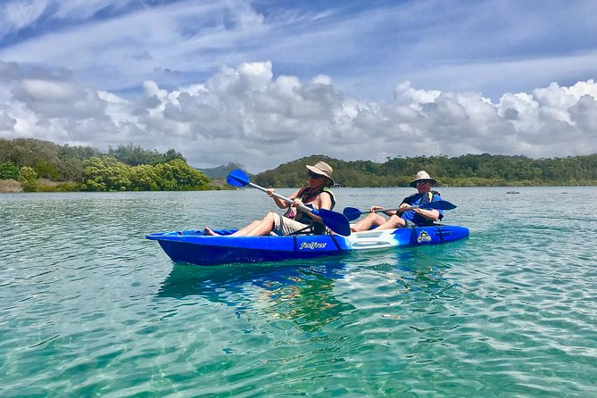 2-Hour Rental Kayak Double in Brunswick River - Find Attractions