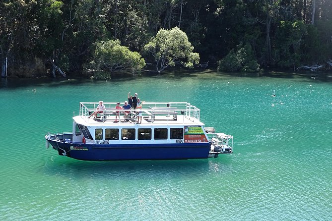 Byron Bay Rainforest Eco-Cruise - Find Attractions