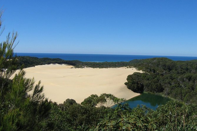 3-Day Fraser Island Hiking and 4WD Adventure from Hervey Bay - Find Attractions