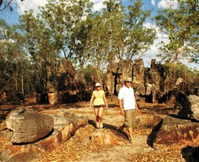 The Lost City - Litchfield National Park - Find Attractions