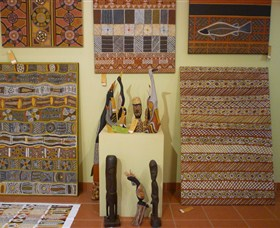 Tiwi Design Aboriginal Corporation - Find Attractions