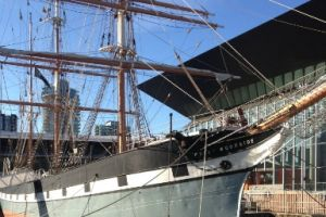 Polly Woodside - Melbourne's Tall Ship Story - Find Attractions