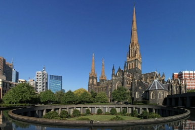 St Patrick's Cathedral - Find Attractions