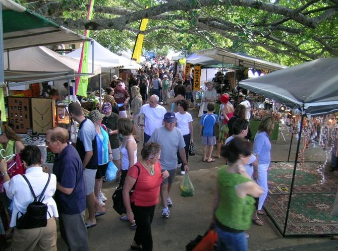 Eumundi Markets - Find Attractions
