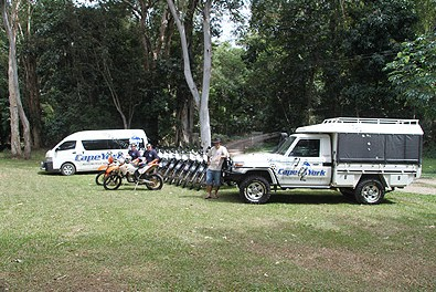 Cape York Motorcycle Adventures - Find Attractions